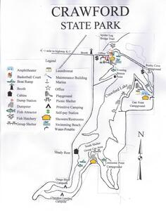 Map of park-1