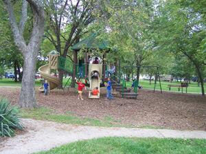 Oak Point playground