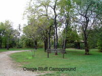 Osage Bluff Campground