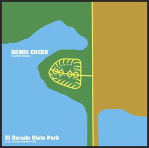 Bemis Creek Camping Area
