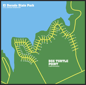Box Turtle Point - Area 2
