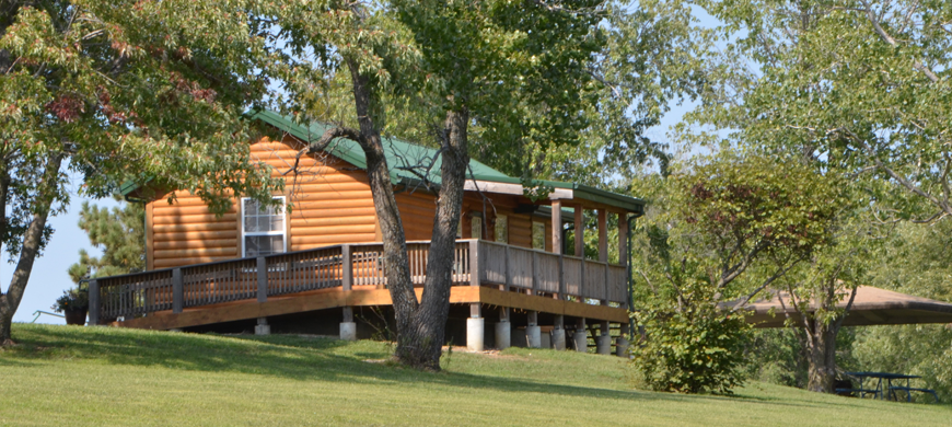 Fall River Cabin