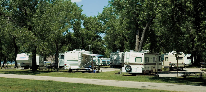 Kanopolis-State-Park-RV-Camping