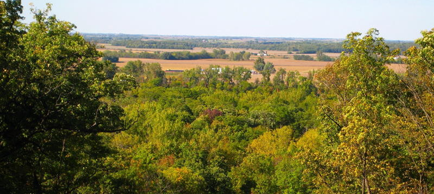 Kaw-River-State-Park-View