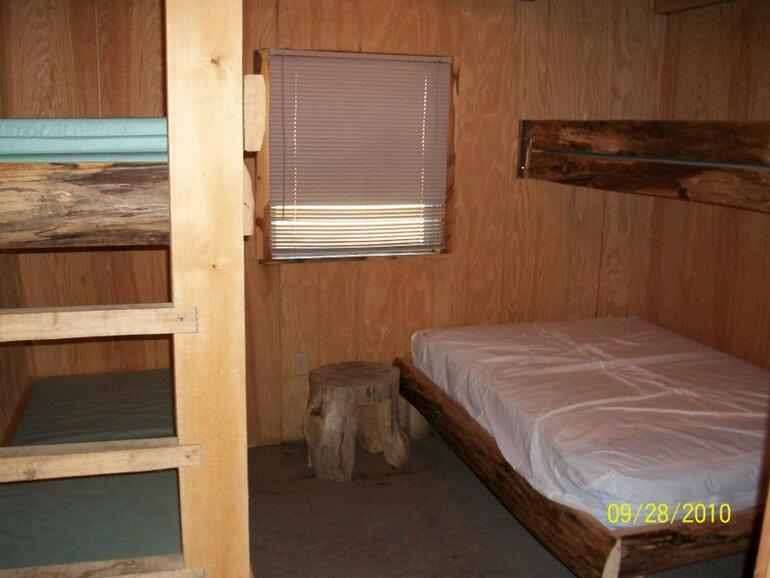 Southwinds Cabin Interior