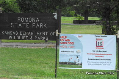 Vote for Pomona State Park