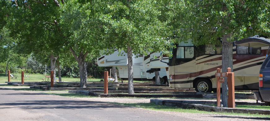 Prairie-Dog-State-Park-Campground