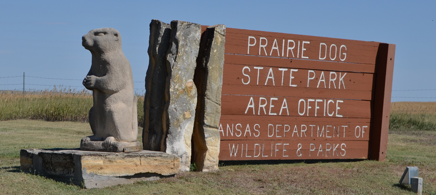 Prairie-Dog-State-Park-Entrance