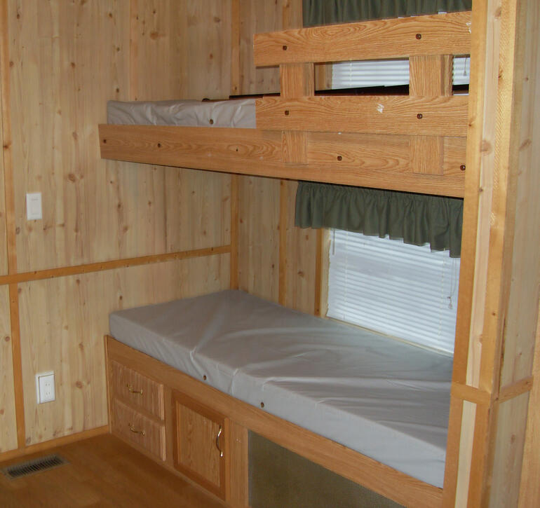 Cheyenne Bunk Beds