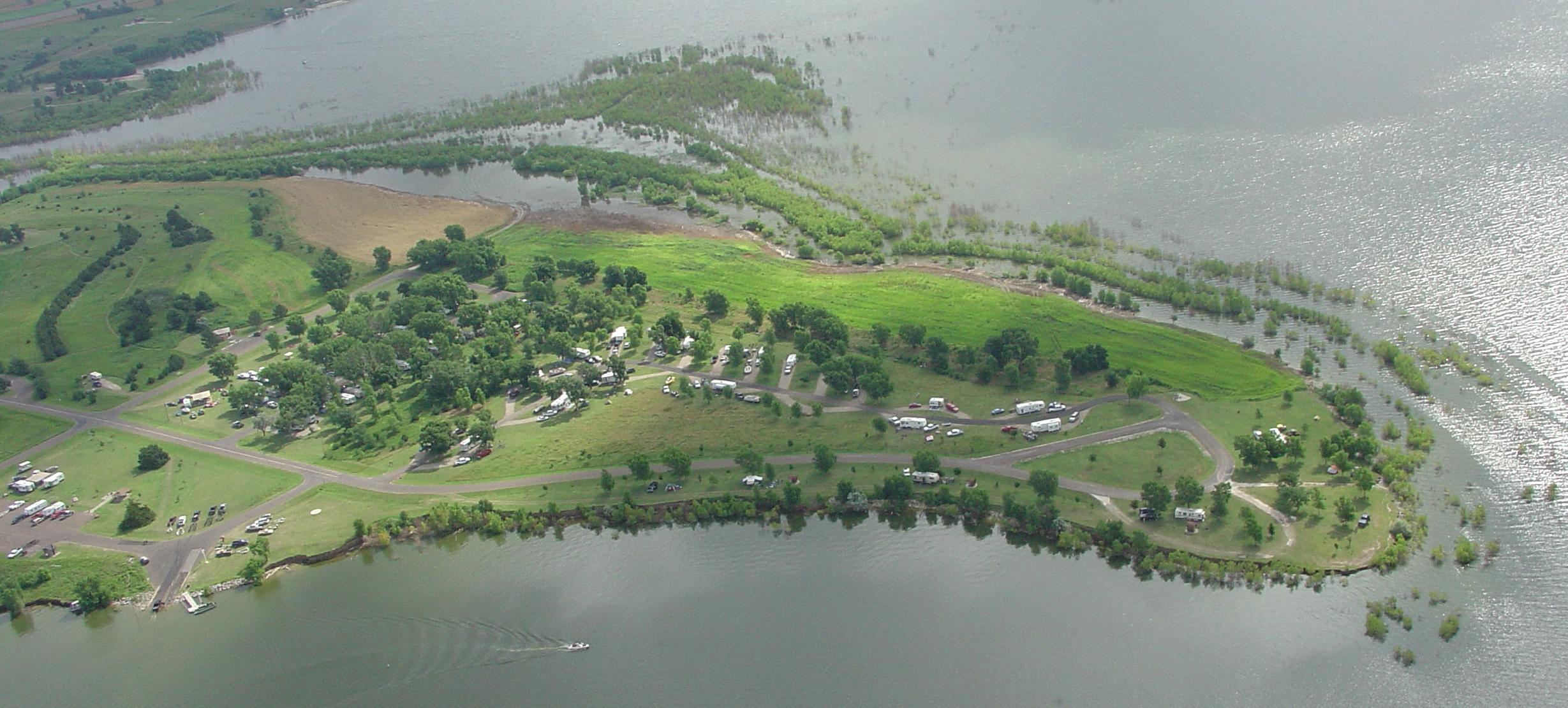 Scott City Ks >> Webster Gallery / Webster / Locations / State Parks ...