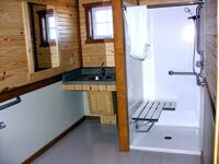 Bluewing Bungalow Bathroom
