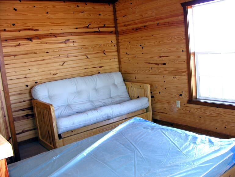 Bluewing Bungalow Bedroom