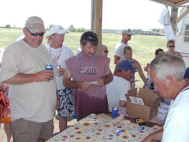 Wilson Lake Area Association July 4th Poker Run
