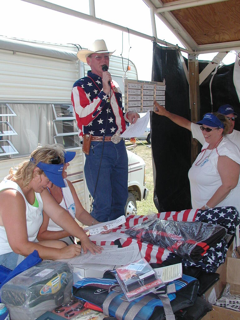Wilson Lake Area Association Poker Run July 4th