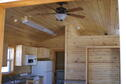 Wilson Lake Elm Kitchen Area