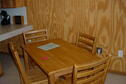 Wilson Lake Foxtail Cabin Table & Chairs