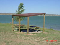Wilson Lake Picnic Table Shelter