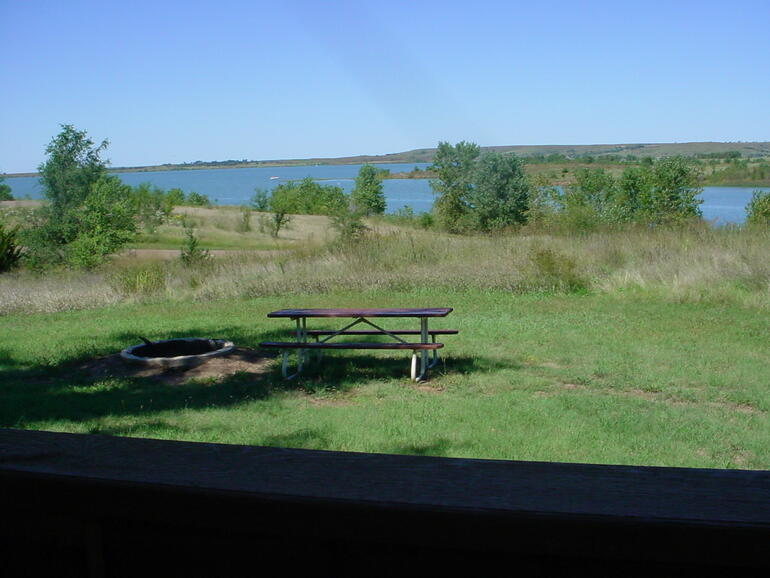 Wilson Lake Primitive Camping Area
