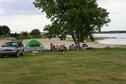 Bluffton Tent Camping