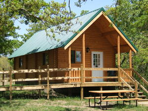 Bon Whispering Oaksu002706. Whispering Oaks Cabin