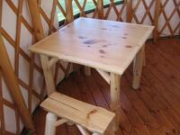 Yurt Table