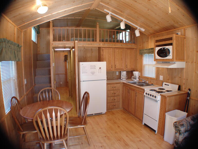 Image Gallery Deluxe Cabins
