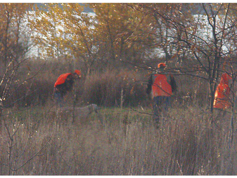 2006 Glen Elder State Park Youth Pheasant Hunt