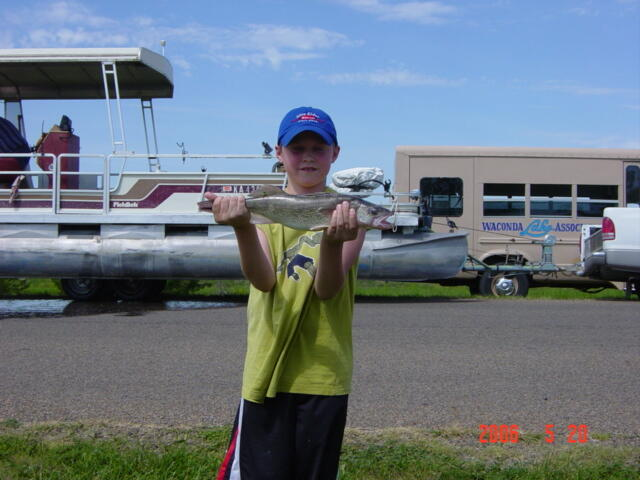 Youth Fishing Tournament 2006