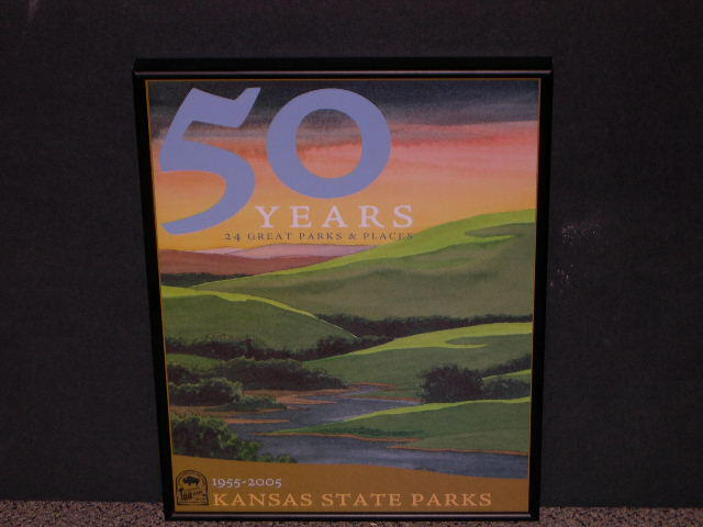 50 YEARS OF KANSAS STATE PARKS